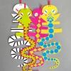 Fantoches de Dedos - Cobras
