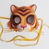 Máscaras Animais em 3D