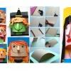 BONECOS 3D FACES