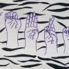 Trabalhando Artes + Libras (Linguagem de Sinais)