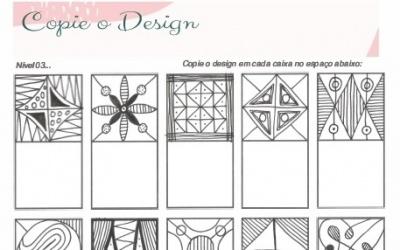 Pacote de Desenho - Copie o Design