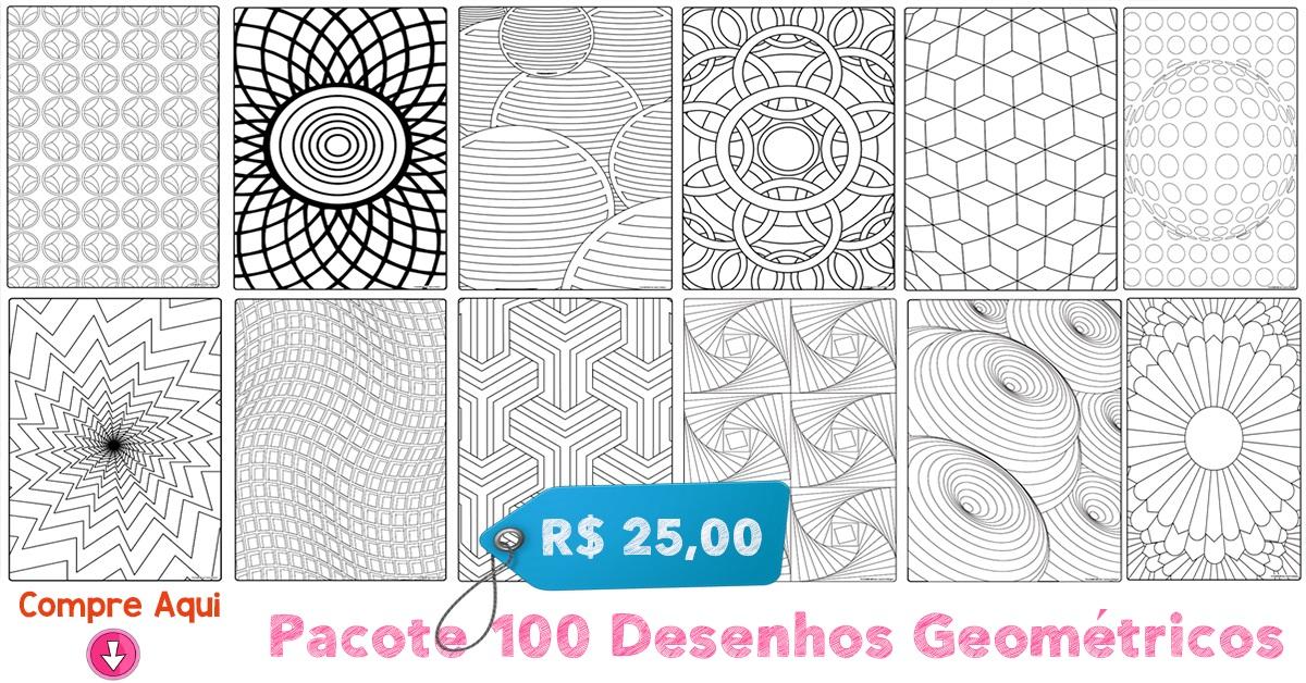 100 DESENHOS GRAFICOS - Item 8