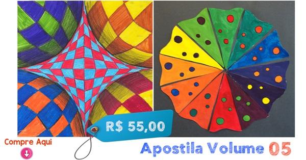 APOSTILA DE ARTES VOL. 05 - NOVA