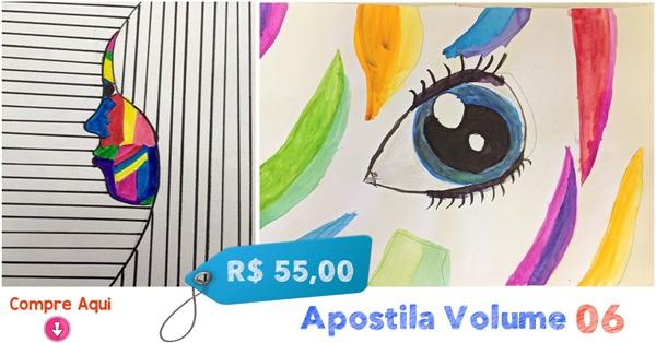APOSTILA DE ARTES VOL. 06 - NOVA