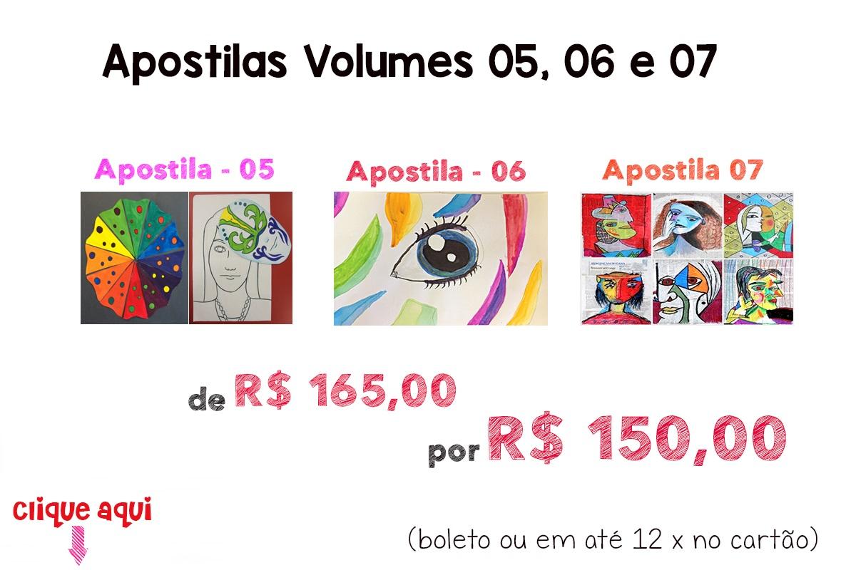Apostilas 05, 06 e 07