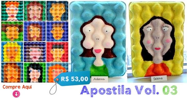 APOSTILA DE ARTES VOL. 03