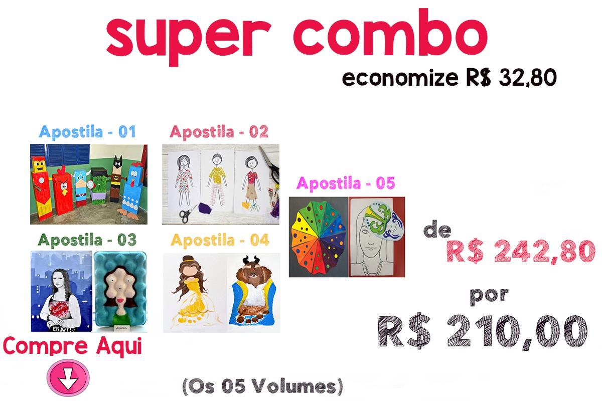 SUPER COMBO - ITEM 2