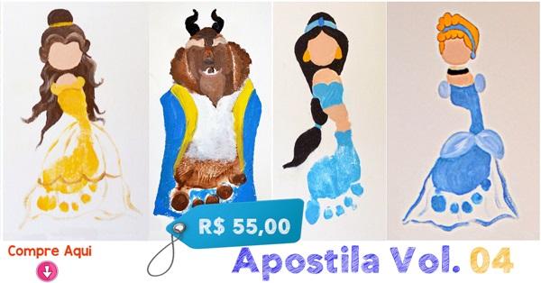 APOSTILA DE ARTES VOL. 04 - NOVA