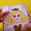 Dobradura Infinita Princesas