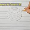 Aprenda com Desenhar em 3D